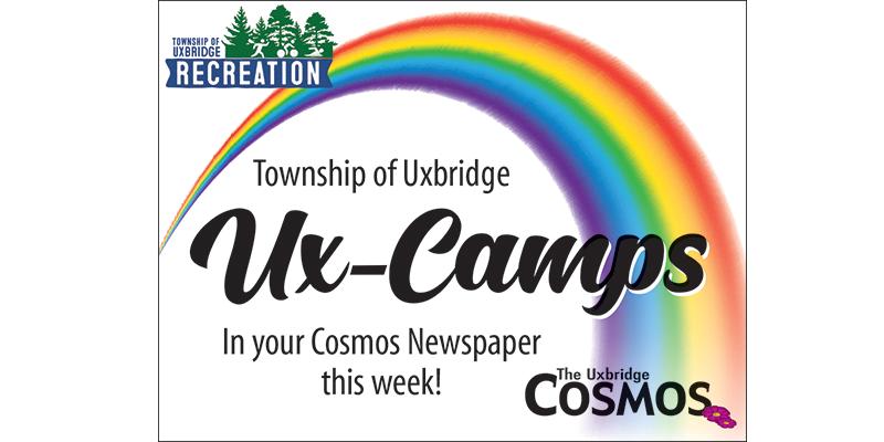 Ux-camps, Uxbridge Summer Camps 2021, Township of Uxbridge